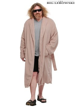 The Big Lebowski The Dude Bathrobe