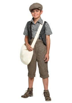 20s Newsie Child Costume