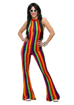 Women's 70's Disco Jumpsuit