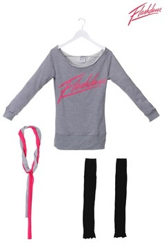 FLASHDANCE COSTUME Alt 3