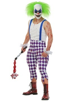 Nightmare Clown Men's Costume