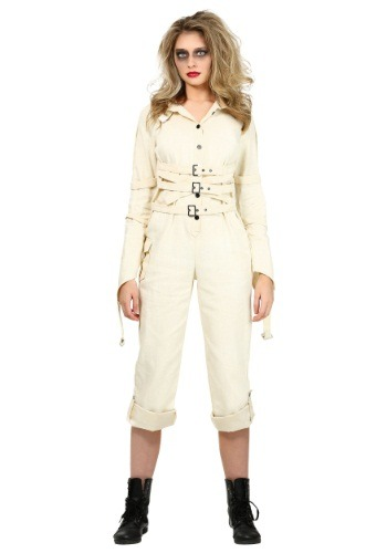 Insane Asylum Straitjacket Womens Costume