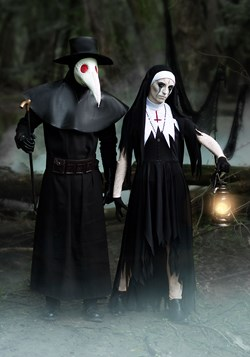 Dreadful Nun Women's Costume