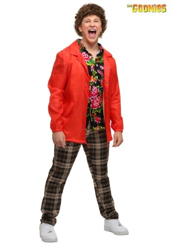 Adult Plus Goonies Chunk Costume