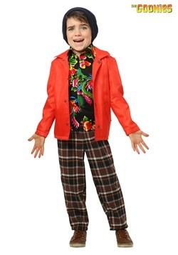 Goonies Toddler Chunk Costume