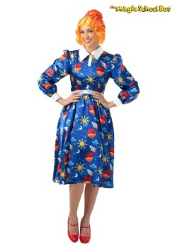 The Magic School Bus Miss Frizzle Plus Size Womens Costume