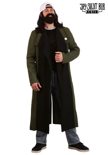 Jay and Silent Bob Adult Silent Bob Costume