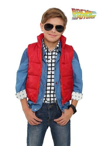 Child Marty McFly Vest
