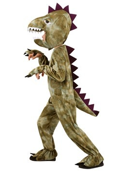 Child Dinosaur Costume Alt 1