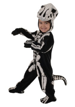 Toddler/Child T-Rex Fossil Costume For Kids