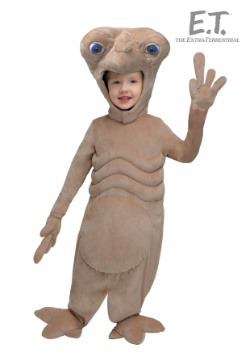 E.T. Toddler Plush Costume