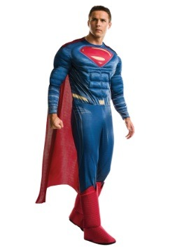 Superman Dawn of Justice Deluxe Men's Costume