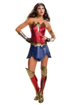Adult Deluxe Dawn of Justice Wonder Woman Costume
