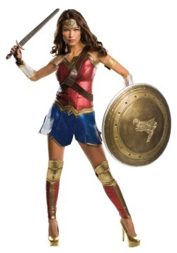 Wonder Woman Dawn of Justice Grand Heritage Women's Costume