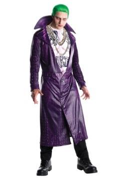 Deluxe Joker Suicide Squad Men's Costume