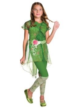 Girls DC Superhero Poison Ivy Deluxe Costume