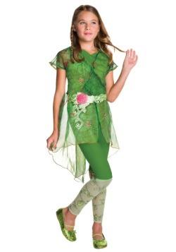 Girls DC Superhero Poison Ivy Deluxe Costume