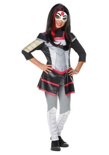Girls DC Superhero Katana Deluxe Costume