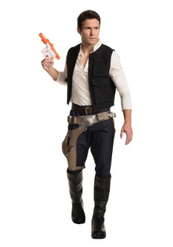Han Solo Grand Heritage Men's Costume