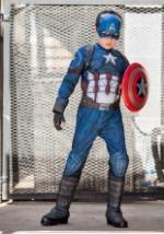 Boys Captain America Civil War Deluxe Costume