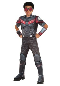 Boys Falcon Civil War Deluxe Costume