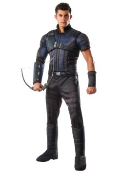 Deluxe Hawkeye Civil War Men's Costume