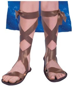 Kids Roman Soldier Sandals