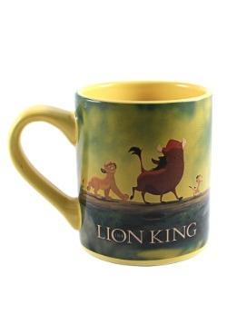 Lion King Walk 14oz Ceramic Mug