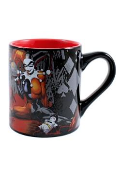 Harley Quinn Ragdoll 14oz Ceramic Mug
