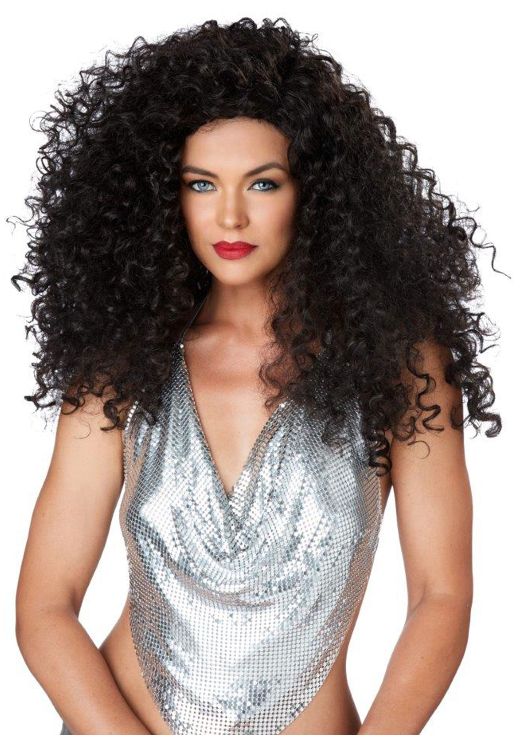 Brunette Disco Diva Women s Wig dbc3814ea