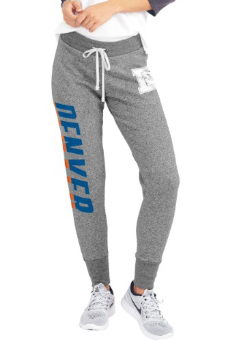 Denver Broncos Sunday Womens Sweatpants