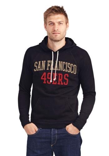 San Francisco 49ers Half Time Mens Hoodie