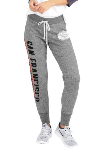 San Francisco 49ers Womens Sunday Sweatpants