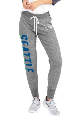 Seattle Seahawks Sunday Womens Sweatpants