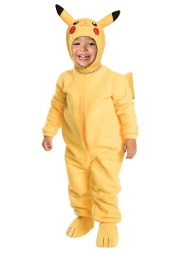 Toddler Deluxe Pikachu Costume