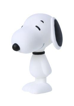 "Snoopy Classic White 5.5"" Flocked Vinyl Figure"