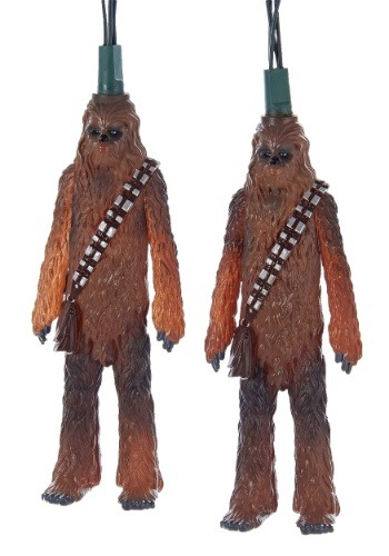 Chewbacca Light String