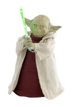 Yoda Tree Topper