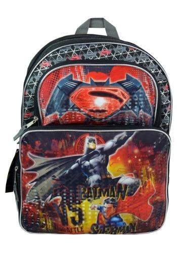 "Batman v Superman 16"" Cargo Backpack"
