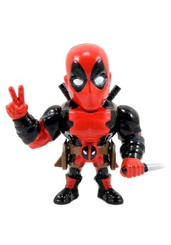 "Deadpool 4"" Figure"