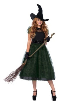 Darling Spellcaster Witch Costume For Adults