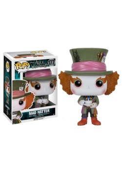 POP Alice In Wonderland Mad Hatter Vinyl Figure
