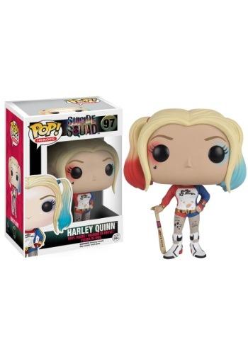 POP Suicide Squad Harley Quinn Vinyl Figure