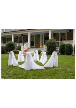 Tres Ghostly Lawn Decoration