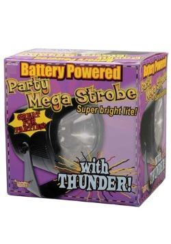 Thundering Party Strobe Light Decor