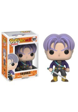 POP Dragonball Z Trunks Vinyl Figure