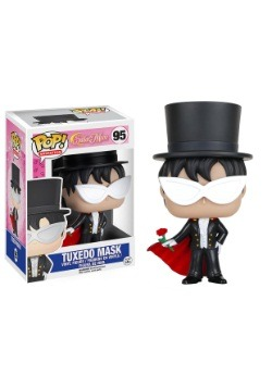 POP Sailor Moon Tuxedo Mask Vinyl Figure