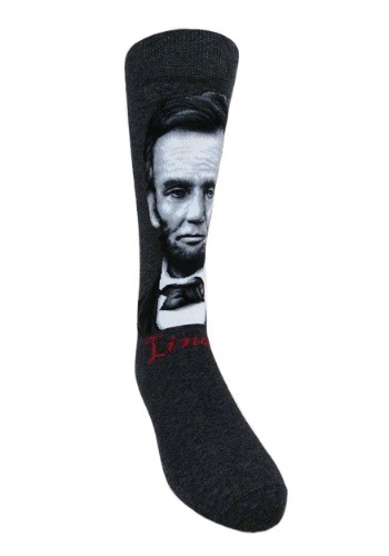 Abe Lincoln Men's Crew Socks