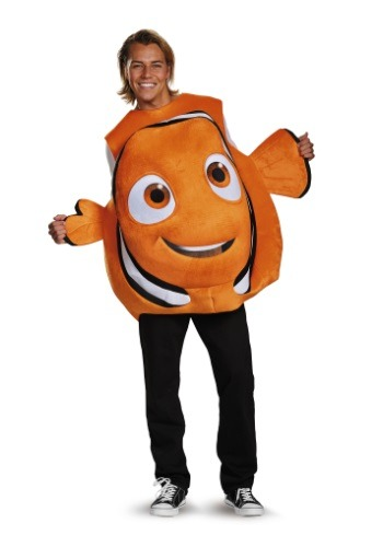 Nemo Adult Fish Costume