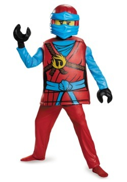 Ninjago Nya Deluxe Girls Costume